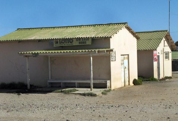 Old derelect shop