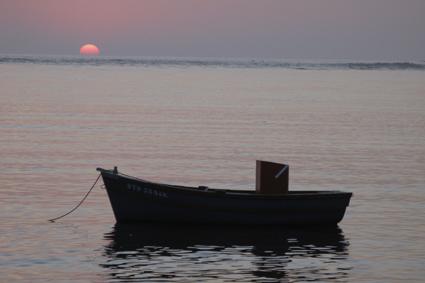 Sunset at McDougalls Bay