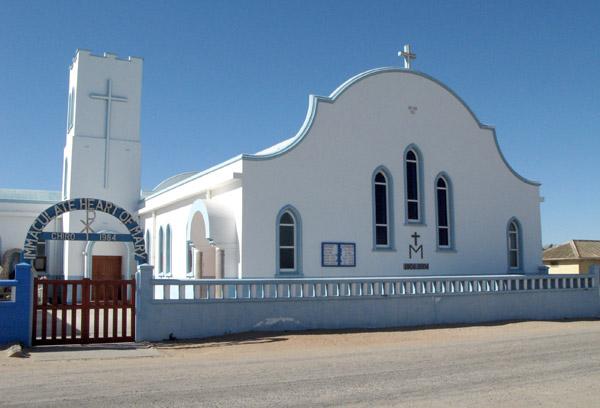 The Roman Catholic Church.