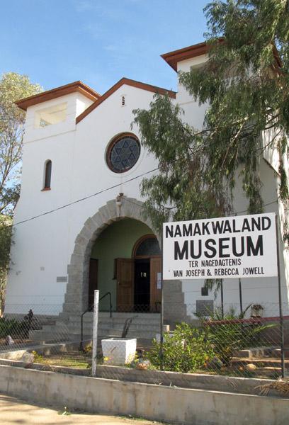 The Springbok Museum.