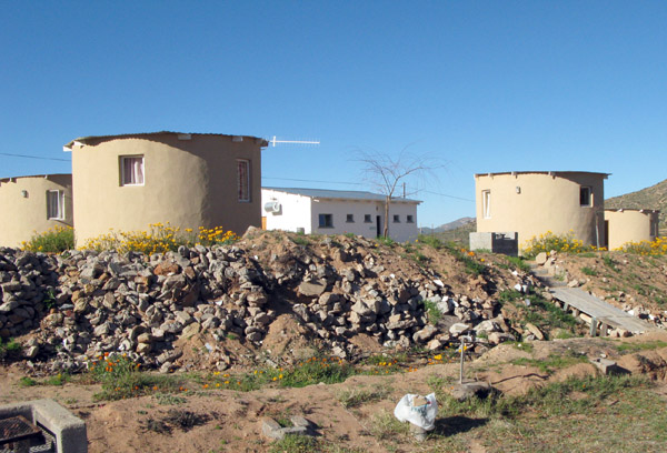 They also have chalets/rondawels most of which were occupied all the time I was there.