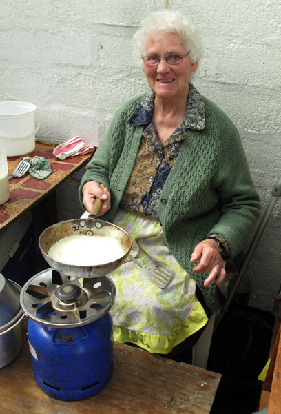 Granny Ragel chief cook