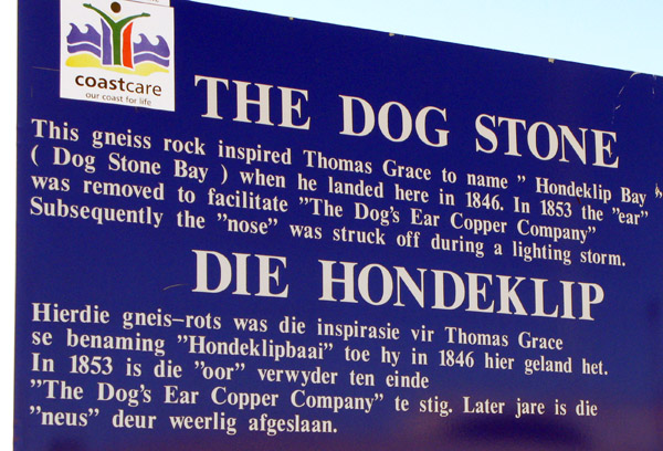 Info on The Dog Stone.