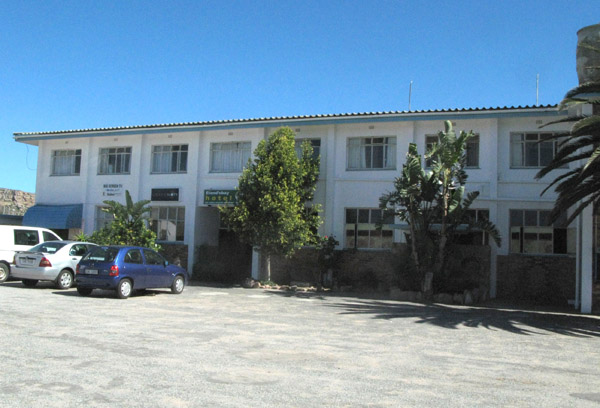 The Elands Bay Hotel.