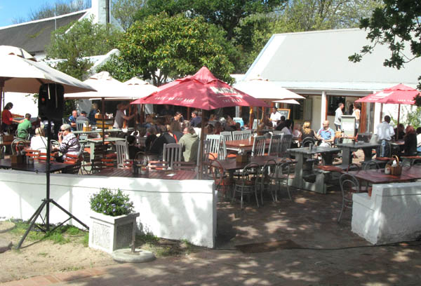 The village is renowned for the culinary skills in three of South Africas top 800 restaurants