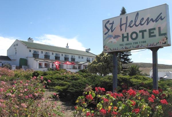 St Helena Bay Hotel.