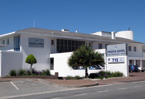 The Protea Hotel, Saldanha Bay.