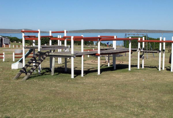 Childrens play ground.