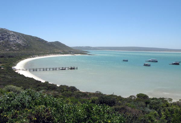 Another view of Kraalbaai.