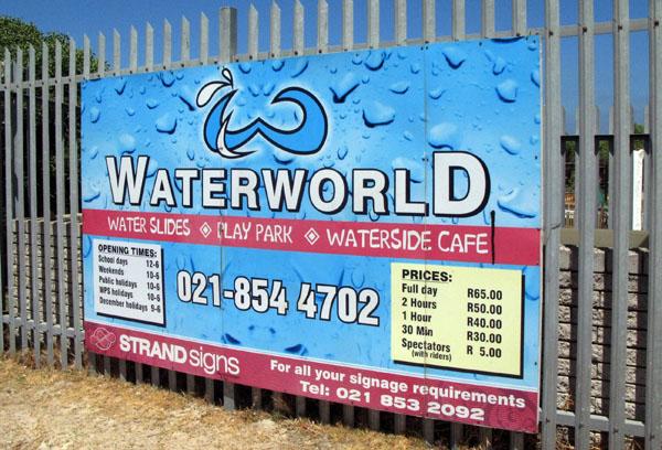 Waterworld.