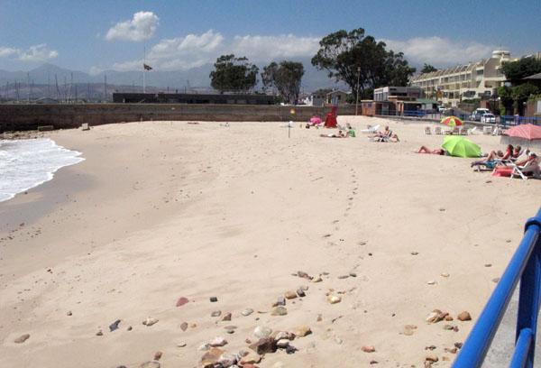 Bikini Beach.