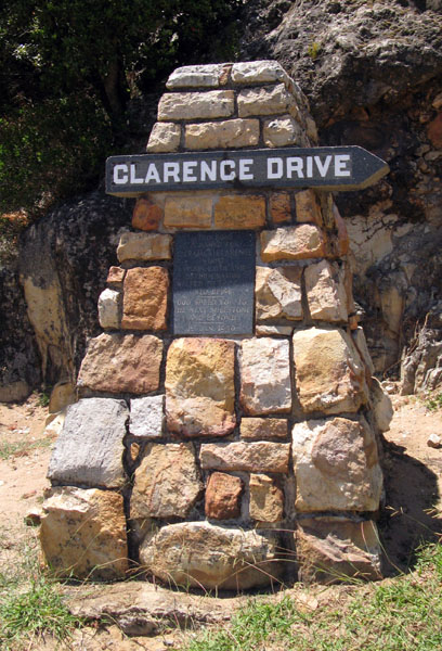 Clarence Drive.