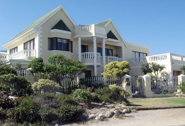 "One of the good looking ""sea side cottages""."